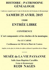 apres-midi du patrimoine - avril 2015