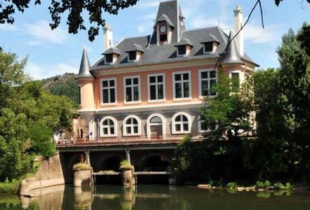 5 septembre 2015 – Sortie à la découverte de la vallée du tarn: Ambialet et Saint-Juery