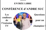 Samedi 3 octobre 2015 – Après-midi du patrimoine sur les coulisses de Questions pour un champion