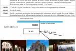 26 mai 2018 – St Chinian et l'église et le musée de Cruzy